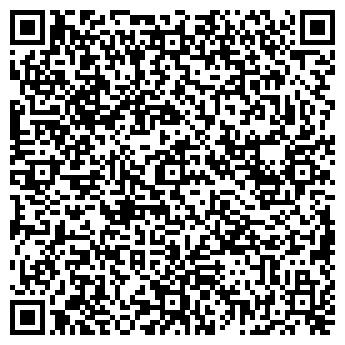 QR-код с контактной информацией организации ИП Бактыбаева