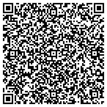 QR-код с контактной информацией организации Двигатель ассинхронный
