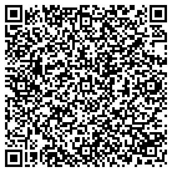 QR-код с контактной информацией организации Авиор-холод