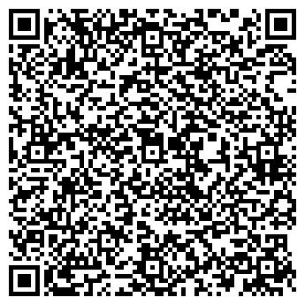 QR-код с контактной информацией организации Комфорт-тепло