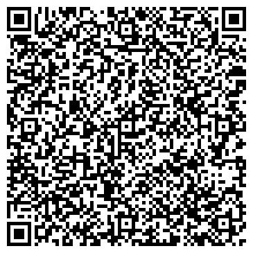 QR-код с контактной информацией организации quality goods