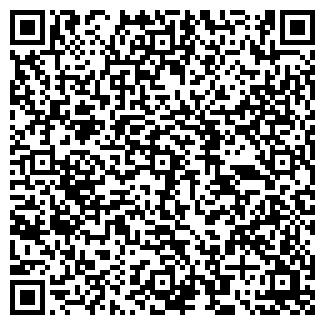 QR-код с контактной информацией организации Ангес