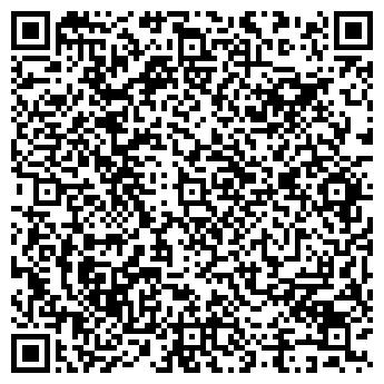 QR-код с контактной информацией организации VICTORY LED