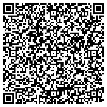 QR-код с контактной информацией организации АВ ТРАНС ТА