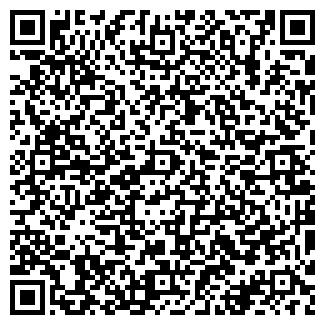 QR-код с контактной информацией организации Кучаков, ИП