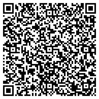 QR-код с контактной информацией организации УВАРП, ИП