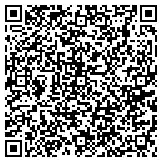 QR-код с контактной информацией организации ТОО Мега POWER