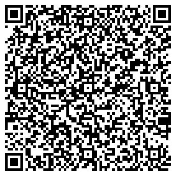 QR-код с контактной информацией организации ООО «Затонное»