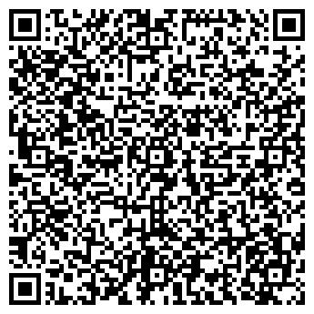 QR-код с контактной информацией организации bizon