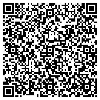 QR-код с контактной информацией организации ТОО «SAS»