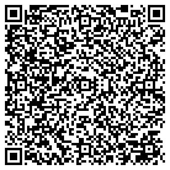 QR-код с контактной информацией организации Лежардин, ЧУП