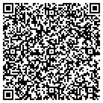 QR-код с контактной информацией организации ООО АРБАТ УК