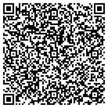 QR-код с контактной информацией организации ЧП Рыбаков