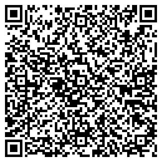 QR-код с контактной информацией организации Поликим