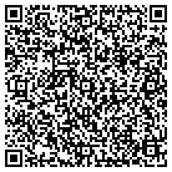 QR-код с контактной информацией организации Канадские печи, ООО