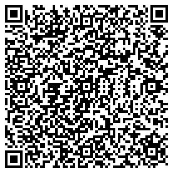 QR-код с контактной информацией организации ПРЕОБРАЖЕНСКАЯ ЦЕРКОВЬ