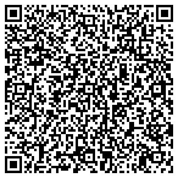 QR-код с контактной информацией организации МЧП фирма «Инвест», Донецк