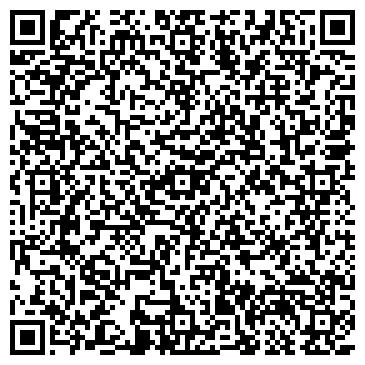 QR-код с контактной информацией организации AXYZ International Украина