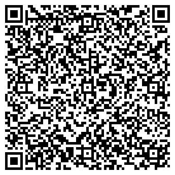 QR-код с контактной информацией организации Визави, ЧП