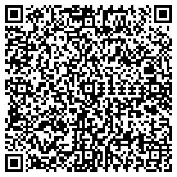 QR-код с контактной информацией организации Каезер центр, ЧП