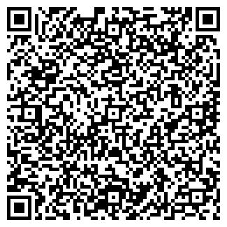 QR-код с контактной информацией организации Творческая мастерская Юниор