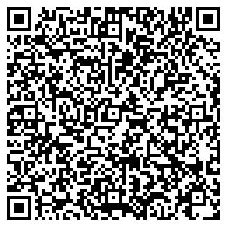 QR-код с контактной информацией организации Mega