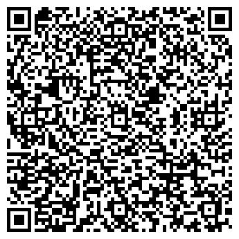 QR-код с контактной информацией организации Bluefilters-Almaty
