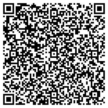QR-код с контактной информацией организации Три четвёртых, ОДО