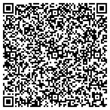 QR-код с контактной информацией организации Милано Украина, ООО