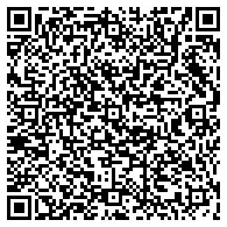 QR-код с контактной информацией организации № 3 БАНЯ ИВА