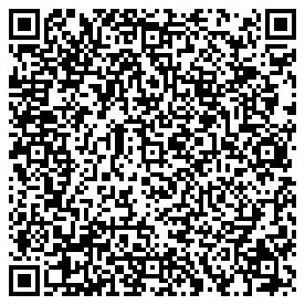 QR-код с контактной информацией организации Татиус, ООО