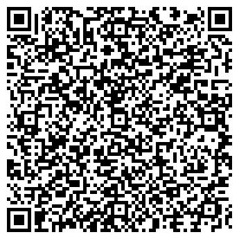QR-код с контактной информацией организации БАНЯ ГОРЬКОВСКАЯ