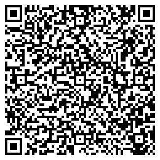 QR-код с контактной информацией организации ИП БАНЯ-САУНА