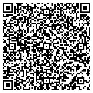 QR-код с контактной информацией организации ВИЗИТ САУНА, ЧП