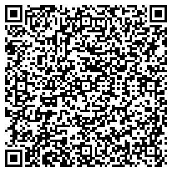 QR-код с контактной информацией организации Левадний, ИП