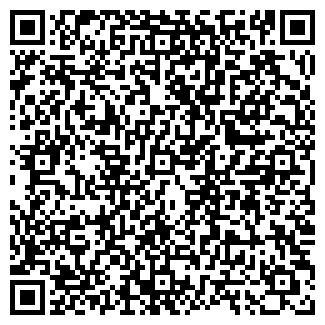 QR-код с контактной информацией организации ПУШКИНСКАЯ БАНЯ