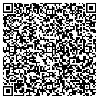 QR-код с контактной информацией организации САУНА ГОСТИНИЦЫ ВИЗИТ, ЧП