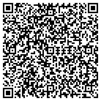 QR-код с контактной информацией организации ИП АТИКЕЕВ