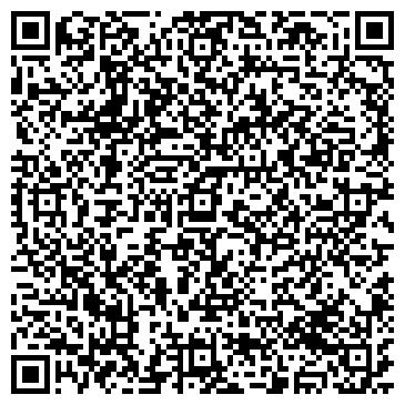 QR-код с контактной информацией организации Частное предприятие ТОО Inter service of import