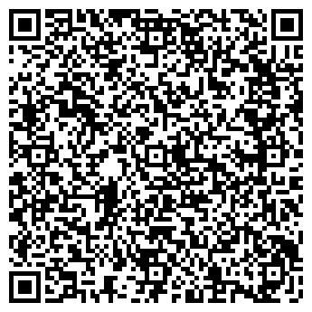 QR-код с контактной информацией организации БАРС ТОРГОВО-КУЛЬТУРНЫЙ ЦЕНТР