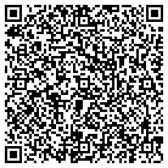 QR-код с контактной информацией организации ЧП Федоров Д. С.