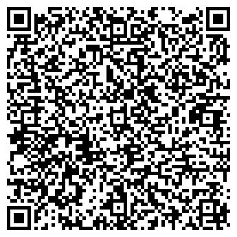 QR-код с контактной информацией организации Bella Italia