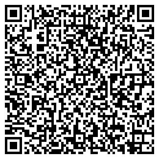QR-код с контактной информацией организации Астерид