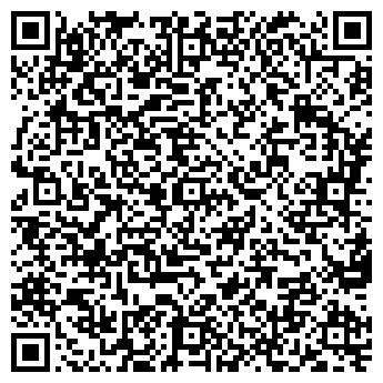 QR-код с контактной информацией организации Метабо инструмент, ООО