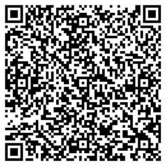 QR-код с контактной информацией организации РУБИН КИНОЦЕНТР
