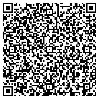 QR-код с контактной информацией организации ДЕЛЬФИН ДЕТСКАЯ ШКОЛА ПЛАВАНИЯ