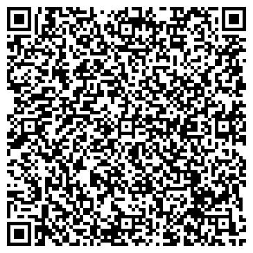 QR-код с контактной информацией организации АВТОКЛУБ МОУДОД
