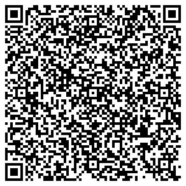 QR-код с контактной информацией организации Климат Сервис, ЧП