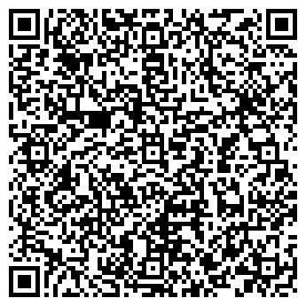 QR-код с контактной информацией организации АЭРОКЛУБ РОСТО ДОСААФ НОУ