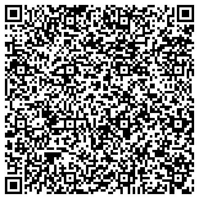 QR-код с контактной информацией организации ВОСТОК СПОРТИВНЫЙ КЛУБ ФИЛИАЛ ПЕРМСКОЙ ОБЛАСТНОЙ ФЕДЕРАЦИИ РУКОПАШНОГО БОЯ ОО